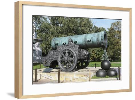 Tsar Cannon--Framed Art Print