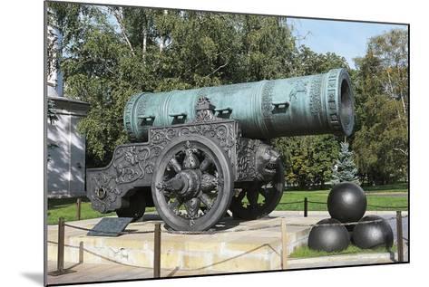 Tsar Cannon--Mounted Photographic Print