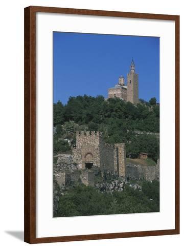 Tsarevets (Tzarevetz)--Framed Art Print