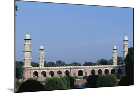 Tomb of Jahangir--Mounted Giclee Print