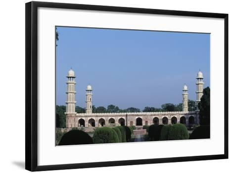 Tomb of Jahangir--Framed Art Print