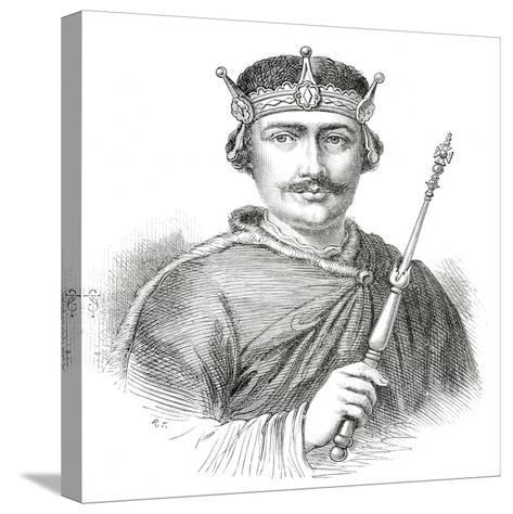 William Ii--Stretched Canvas Print
