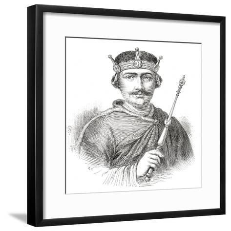 William Ii--Framed Art Print
