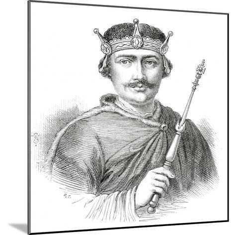 William Ii--Mounted Giclee Print