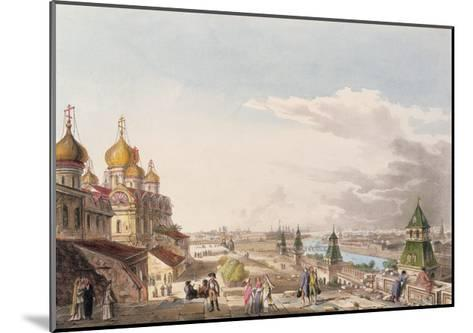 View of Moscow Taken from the Imperial Palace--Mounted Giclee Print