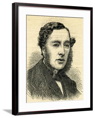 William Richard Annesley--Framed Art Print