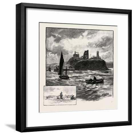 Tynemouth--Framed Art Print