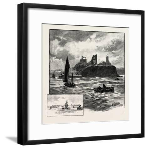 Tynemouth--Framed Art Print