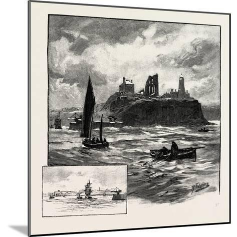 Tynemouth--Mounted Giclee Print