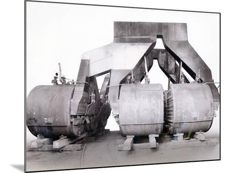 Yard No. 647--Mounted Photographic Print