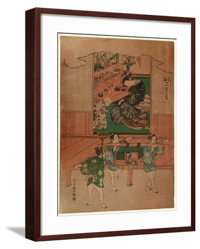 Yayoi--Framed Art Print