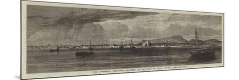 The Abyssinian Expedition, Berbereh, on the Coast of Africa, Opposite Aden--Mounted Giclee Print