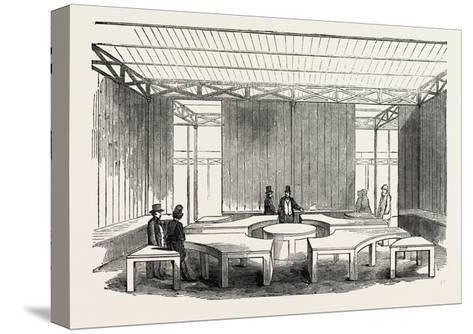 Suggestions for Counters to Be Used at the Great Exhibition in the Crystal Palace, London, UK, 1851--Stretched Canvas Print