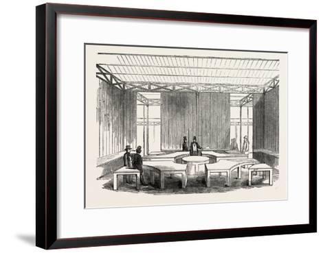 Suggestions for Counters to Be Used at the Great Exhibition in the Crystal Palace, London, UK, 1851--Framed Art Print