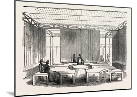 Suggestions for Counters to Be Used at the Great Exhibition in the Crystal Palace, London, UK, 1851--Mounted Giclee Print