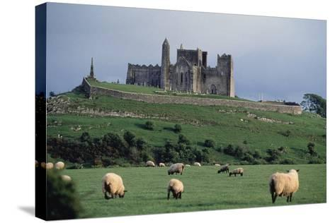 Rock of Cashel or St Patrick's Rock, County Tipperary, Ireland, 12th Century--Stretched Canvas Print