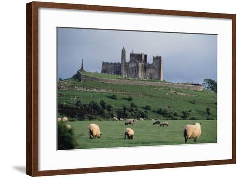 Rock of Cashel or St Patrick's Rock, County Tipperary, Ireland, 12th Century--Framed Art Print