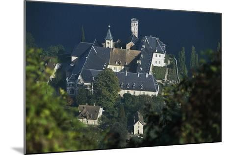 Hautecombe Abbey, Lake Bourget, Rhone-Alpes, France, 12th-19th Century--Mounted Giclee Print