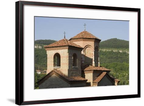 Towers of Church of St Demetrius of Thessaloniki, Founded in 1185, Veliko Tarnovo, Bulgaria--Framed Art Print