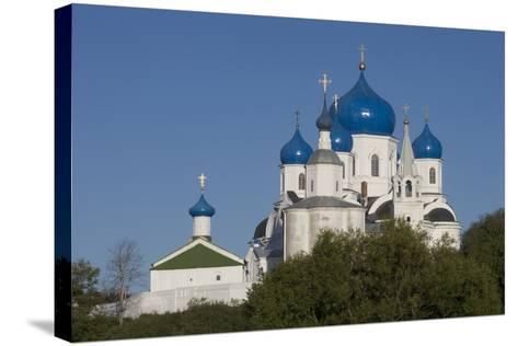 Bogoljubovo Monastery (Bogoljubovskij Monastyr), 17th Century, Near Vladimir, Russia--Stretched Canvas Print