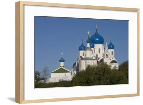 Bogoljubovo Monastery (Bogoljubovskij Monastyr), 17th Century, Near Vladimir, Russia--Framed Art Print