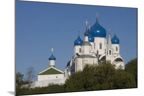 Bogoljubovo Monastery (Bogoljubovskij Monastyr), 17th Century, Near Vladimir, Russia--Mounted Photographic Print