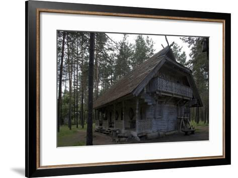 Girios Aidas (Echoes of Forest) Museum of Natural History, Druskininkai, Alytus County, Lithuania--Framed Art Print