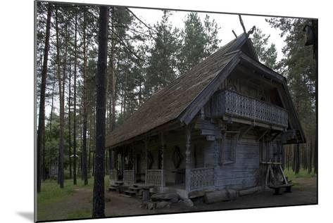 Girios Aidas (Echoes of Forest) Museum of Natural History, Druskininkai, Alytus County, Lithuania--Mounted Photographic Print