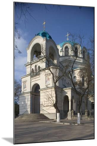 The Cathedral of St Nicholas the Miracle Worker (1899), Yevpatoria (Eupatoria), Crimea, Ukraine--Mounted Photographic Print