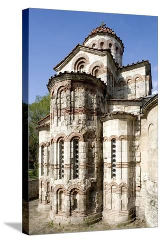 Exterior of the Apse of the Church of St John the Baptist, Founded in 717, Kerch, Crimea, Ukraine--Stretched Canvas Print