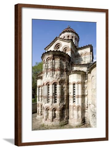 Exterior of the Apse of the Church of St John the Baptist, Founded in 717, Kerch, Crimea, Ukraine--Framed Art Print