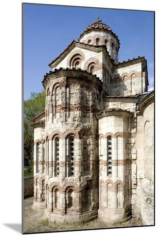 Exterior of the Apse of the Church of St John the Baptist, Founded in 717, Kerch, Crimea, Ukraine--Mounted Photographic Print