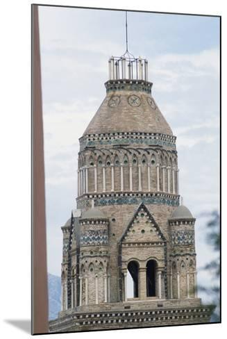Bell Tower of the Cathedral of the Assumption and St Erasmus, 1148-1279, Gaeta, Lazio, Italy--Mounted Photographic Print