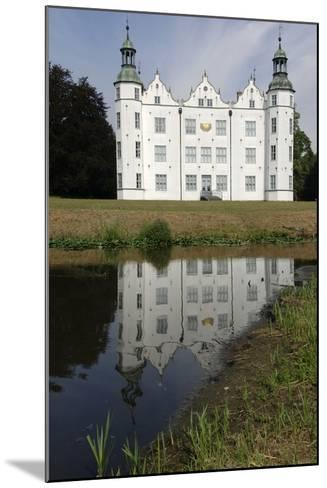 Ahrensburg Castle, Built in Renaissance Style in 16th Century, Schleswig-Holstein, Germany--Mounted Photographic Print