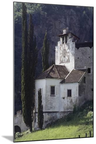 Braunsberg Castle, 13th Century, Lana, Valle Dell'Adige, Trentino-Alto Adige, Italy--Mounted Photographic Print