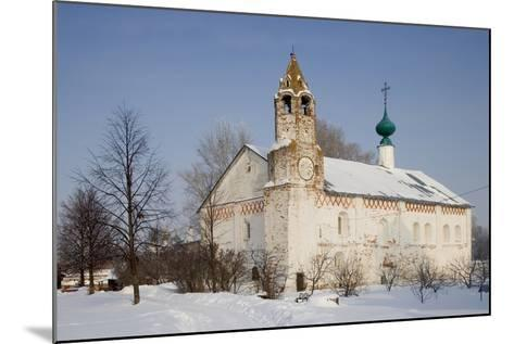 Church Within the Convent of the Intercession, Founded in 1364, Suzdal, Golden Ring, Russia--Mounted Photographic Print