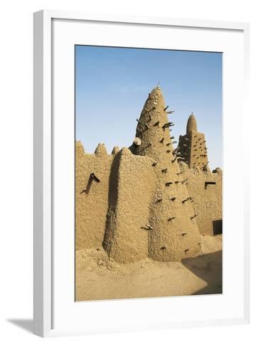 Djinguereber Mosque, 1327, Built by Musa I Emperor of Mali, Timbuktu, Mali--Framed Art Print