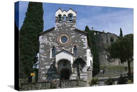 Chapel of the Holy Spirit, 14th Century, Gorizia, Friuli-Venezia Giulia, Italy--Stretched Canvas Print