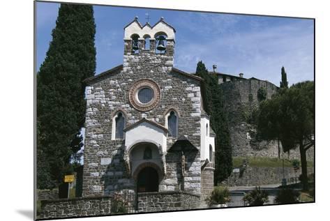 Chapel of the Holy Spirit, 14th Century, Gorizia, Friuli-Venezia Giulia, Italy--Mounted Photographic Print