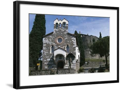 Chapel of the Holy Spirit, 14th Century, Gorizia, Friuli-Venezia Giulia, Italy--Framed Art Print