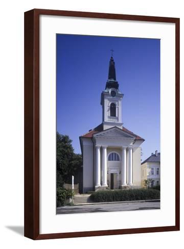 Church of the Exaltation of the Holy Cross, Franti?kovy L?zn?, Czech Republic--Framed Art Print