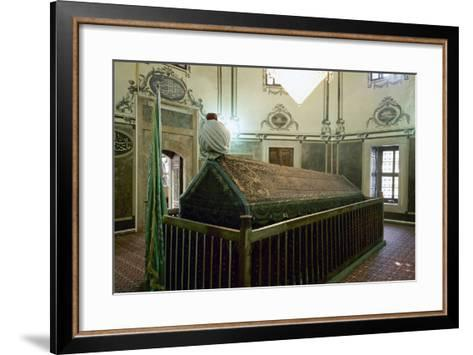 Tomb of Sultan Bayezid II (1447-1512). Ottoman Empire. Istanbul. Turkey--Framed Art Print