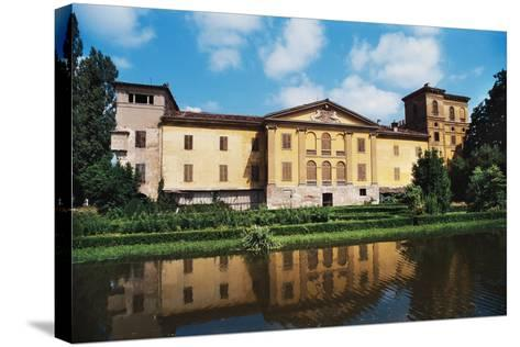 Villa Sommi Picenardi, 18th-19th Century, Torre De Picenardi, Lombardy, Italy--Stretched Canvas Print