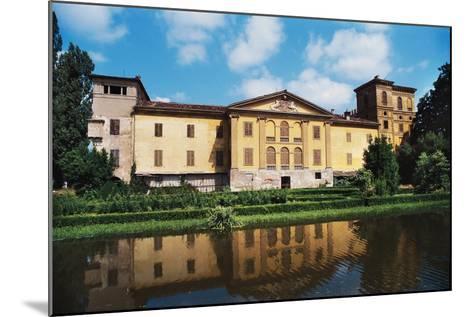 Villa Sommi Picenardi, 18th-19th Century, Torre De Picenardi, Lombardy, Italy--Mounted Photographic Print