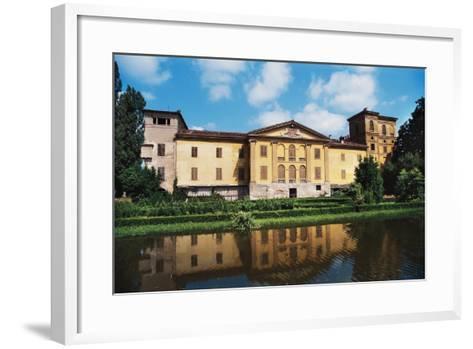 Villa Sommi Picenardi, 18th-19th Century, Torre De Picenardi, Lombardy, Italy--Framed Art Print