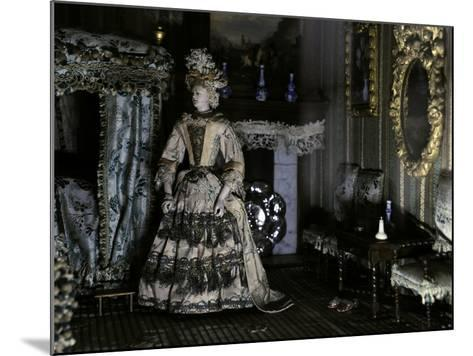Dollhouse (1670-1690) from Petronella De La Court (1624-1707). Anonymous. Netherlands--Mounted Photographic Print