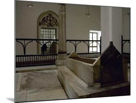 Turkey. Bursa. Muradiye Complex. Mausoleum of Sultan Murad II (1404-14519. 1451. Ottoman Style--Mounted Photographic Print