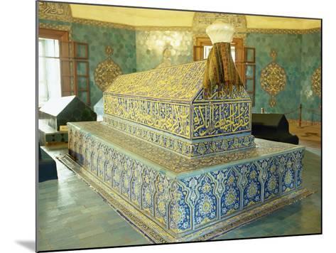 Turkey. Bursa. Yesil Turbe. Mausoleum of Mehmed I. Ottoman Style. 15th Century--Mounted Photographic Print