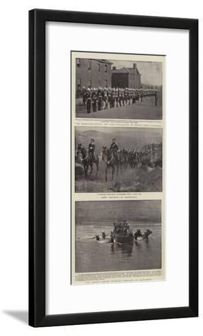 The Transvaal Crisis--Framed Art Print