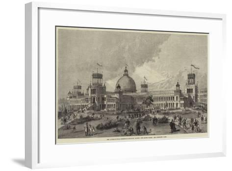 The International Exhibition Building, Sydney, New South Wales--Framed Art Print